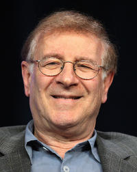 Steve Landesberg at the Starz Network portion of the 2009 Winter Television Critics Association Press Tour.