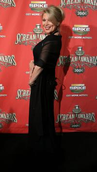 Leslie Easterbrook at the Spike TV's Scream Awards 2006.