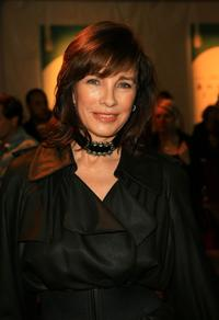 Anne Archer at the Mercedes Benz Fashion Week held at Smashbox Studios.