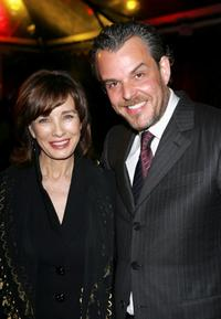 Anne Archer and Danny Huston at the