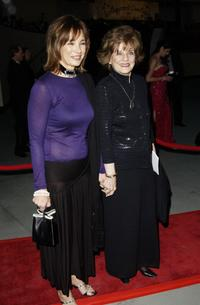 Anne Archer and her mother Margerie Lord at the Lifetime Achievement Gala and 80th Birthday Celebration in Hollywood Honorary Mayor Johnny Grant's honor at the Hollywood and Highland Grand Ballroom.