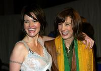 Anne Archer and Leisha Hailey at the premiere screening of