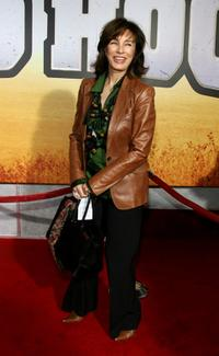Anne Archer at the premiere of
