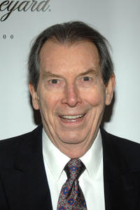 Richard Easton at the Roundabout Theater Company's 2011 Spring Gala in New York.