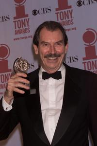 Richard Easton at the 55th Annual Antoinette Perry Tony Awards.
