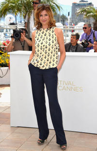Florence Pernel at the photocall of