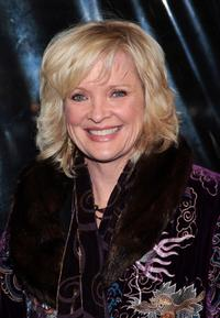 Christine Ebersole at the New York premiere of