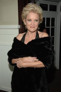 Christine Ebersole at the after party for the opening night performance of