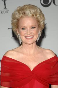 Christine Ebersole at the 61st Annual Tony Awards at Radio City Music Hall.