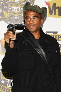 Q-Tip at the 2008 VH1 Hip Hop Honors.
