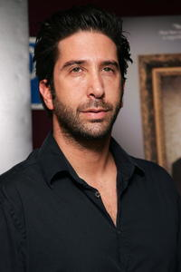 David Schwimmer at the special screening of