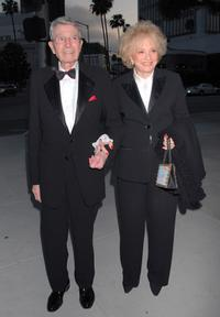 Army Archerd and Selma Archerd at the City of Beverly Hills gala.