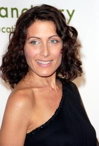 Lisa Edelstein at the 2008 Farm Sanctuary Gala for Farm Animals.