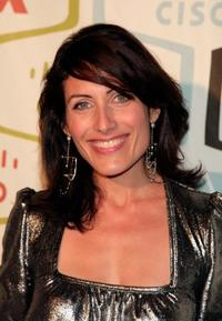 Lisa Edelstein at the FOX Fall Eco-Casino party.