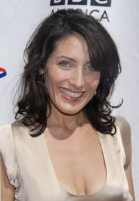 Lisa Edelstein at the 5th Annual Primetime Emmy Nominees' BAFTA Tea Party.