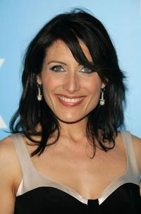 Lisa Edelstein at the FOX 2007 Programming presentation.