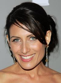 Lisa Edelstein at the 20th Century Fox Television and FOX Broadcasting Company 2006 Emmy party.