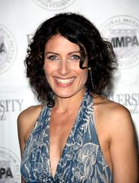 Lisa Edelstein at the 15th Annual Diversity Awards.