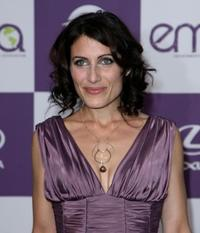 Lisa Edelstein at the 17th Annual Environmental Media Awards.