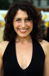 Lisa Edelstein at the Los Angeles premiere of