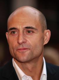Mark Strong at the world premiere of