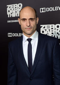 Mark Strong at the California premiere of