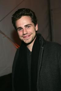Rider Strong at the Miramax party during the 2005 Sundance Film Festival.