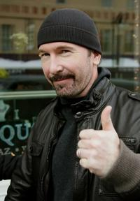 The Edge at the 2006 Sundance Film Festival.