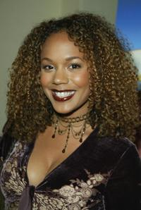 Rachel True at the NAACP (National Association for the Advancement of Colored People) Image Awards Cocktail reception.