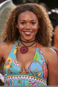 Rachel True at the premiere of
