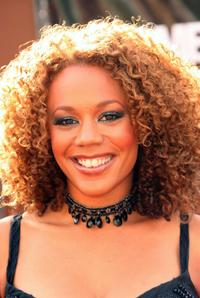 Rachel True at the 20th Annual Soul Train Music Awards.
