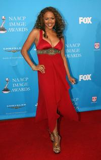 Rachel True at the 37th Annual NAACP Image Awards.