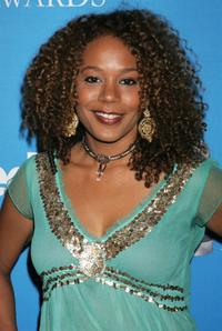 Rachel True at the 37th NAACP Image Awards Nominee Luncheon.