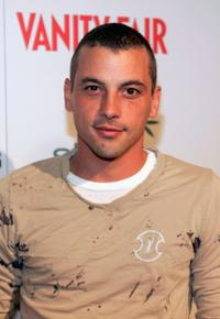 Skeet Ulrich at the DKNY Jeans Presents Vanity Fair in Concert.