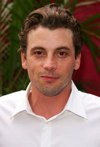 Skeet Ulrich at the CBS Upfront Presentation.