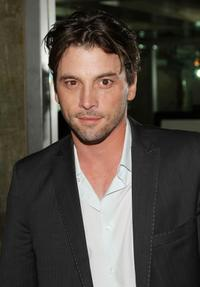 Skeet Ulrich at the dinner for