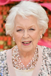 June Whitfield at the