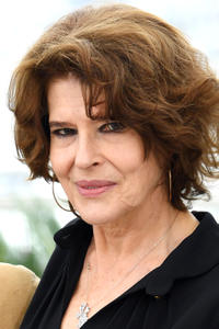Fanny Ardant at the photocall for