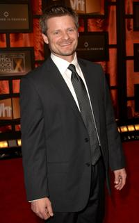 Steve Zahn at the 13th Annual Critics' Choice Awards.