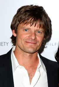 Steve Zahn at the Cinema Society and Tommy Hilfiger screening of