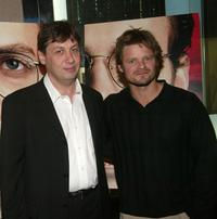 Adam Pennenberg and Steve Zahn at the special screening of