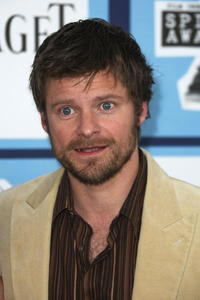 Steve Zahn at the 2008 Film Independent's Spirit Awards.