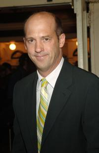 Anthony Edwards at the opening of the Lincoln Center Theater presents