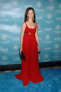 Barbara Bush at the UNICEF 2007 Snowflake Ball.