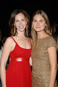 Barbara Bush and Lauren Bush at the UNICEF 2007 Snowflake Ball.