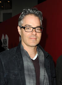 Composer Marco Beltrami at the California premiere of