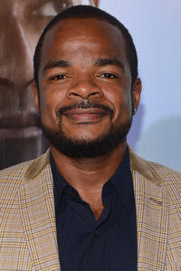 F. Gary Gray at the L.A. premiere for