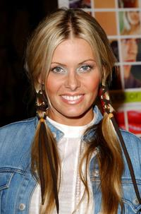 Nicole Eggert at the premiere of