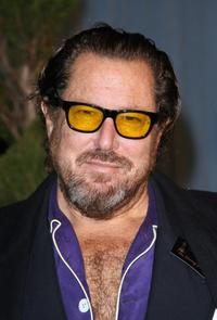 Julian Schnabel at the Annual Academy Nominees luncheon.