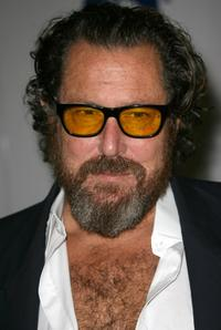 Julian Schnabel at the Eighth Annual AFI Awards.
